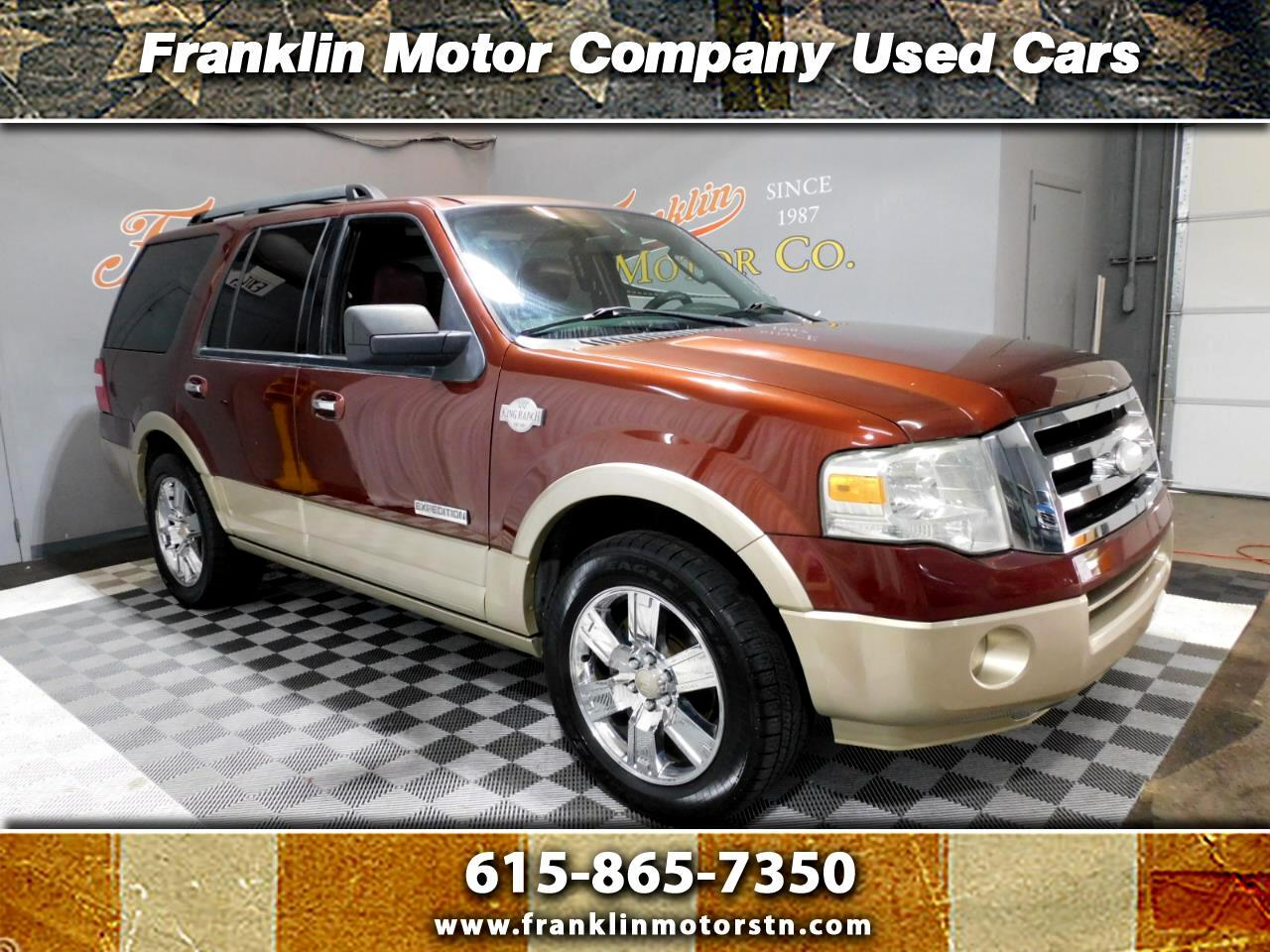 Ford Expedition 4dr King Ranch 2008