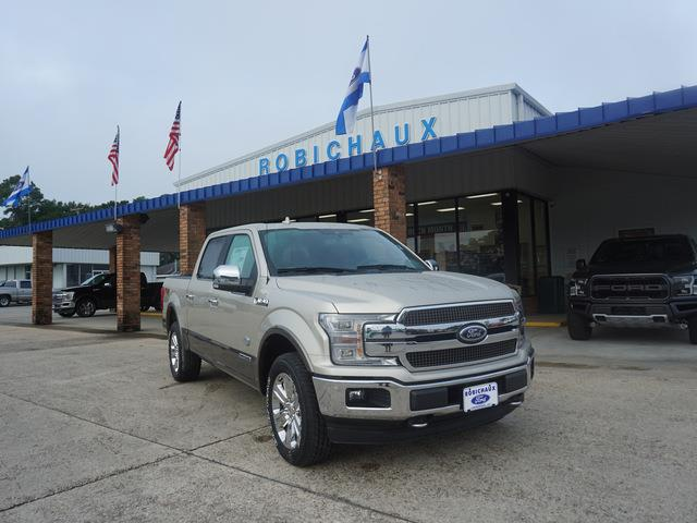 2018 Ford F-150 King Ranch 4WD 5.5 Box