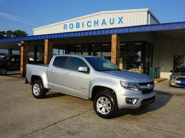 2015 Chevrolet Colorado LT 2WD 128WB