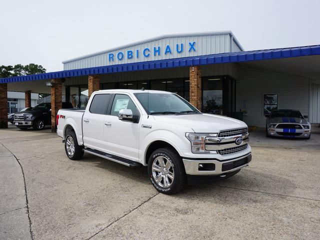 2019 Ford F-150 Lariat 4WD 5.5ft Box