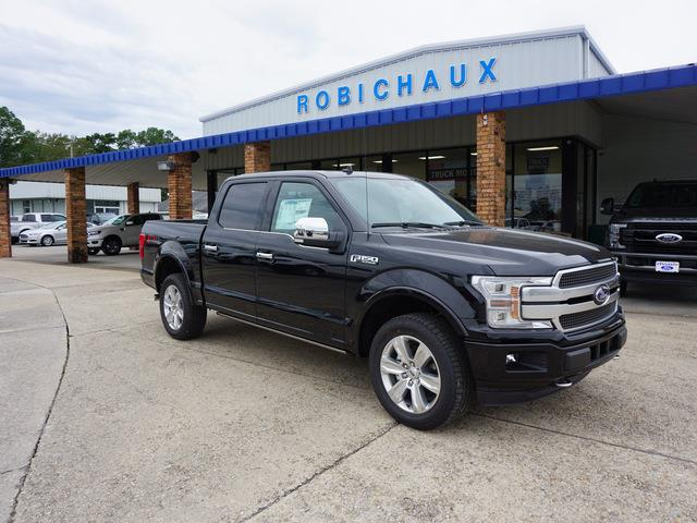 2019 Ford F-150 Platinum 4WD 5.5ft Box