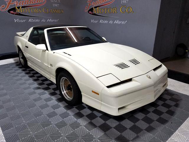 1989 Pontiac Trans Am GTA coupe