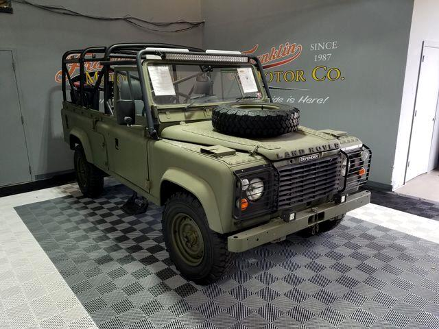 1985 Land Rover Defender 110 4-Door 4WD