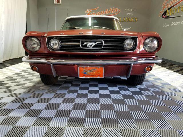 1966 Ford Mustang Sprint Edition
