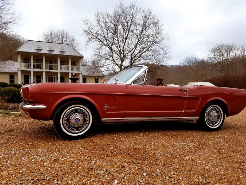 1966 Ford Mustang Sprint 200