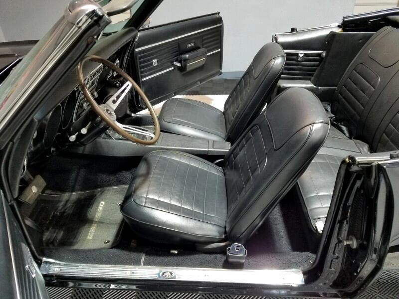 1968 Chevrolet Camaro Rally Sport