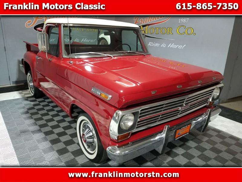 Ford F-100  1969