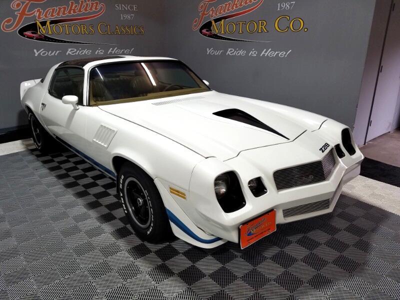 1979 Chevrolet Camaro Coupe