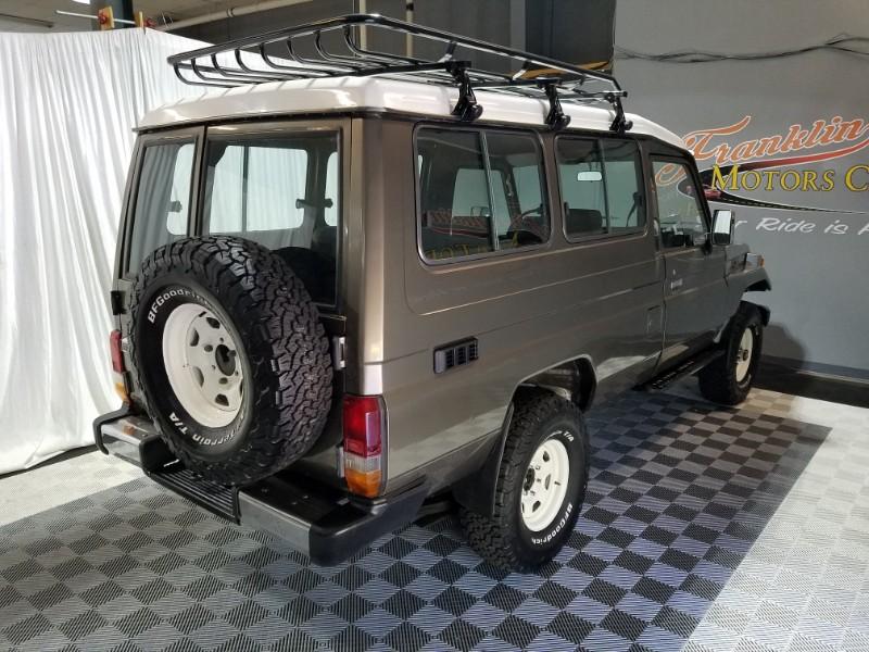 1990 Toyota Land Cruiser FJ75