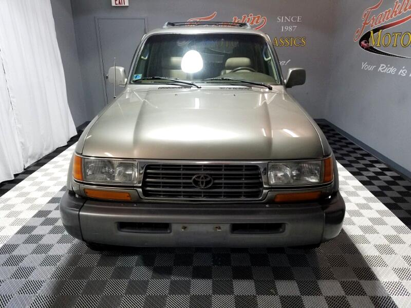 1997 Toyota Land Cruiser 4WD