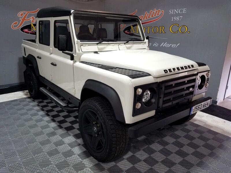 1991 Land Rover Defender 110 Double Cab