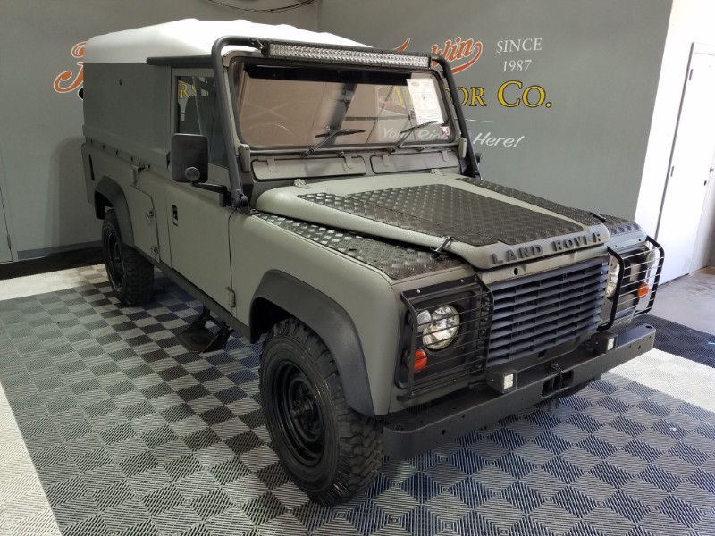 1985 Land Rover Defender 110