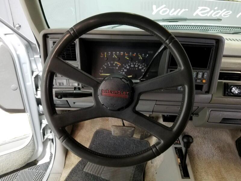 1993 GMC Yukon 2-Door 4WD