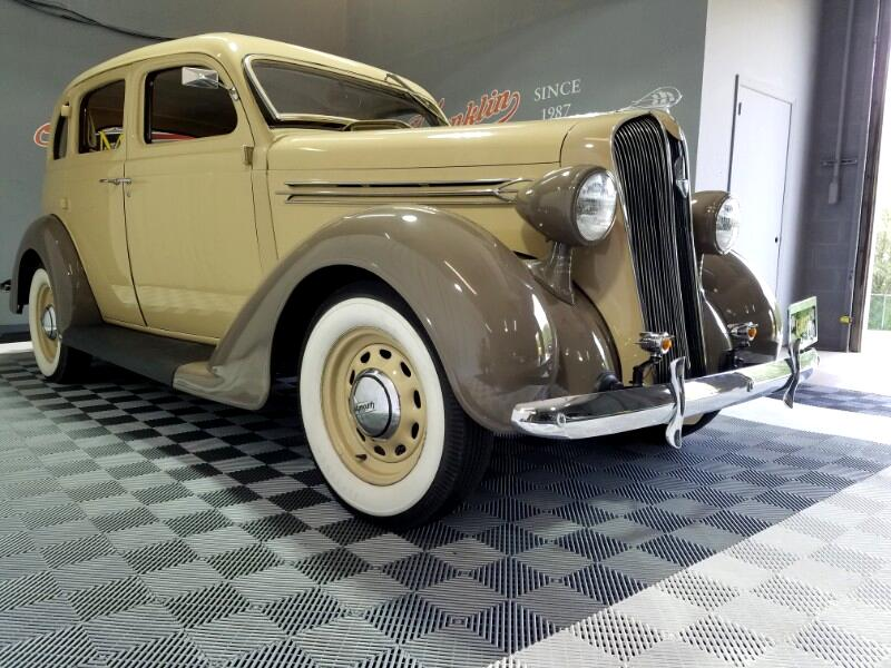1936 Plymouth 4 Door P2