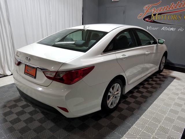 2014 Hyundai Sonata GLS