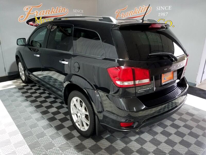 2012 Dodge Journey R/T AWD