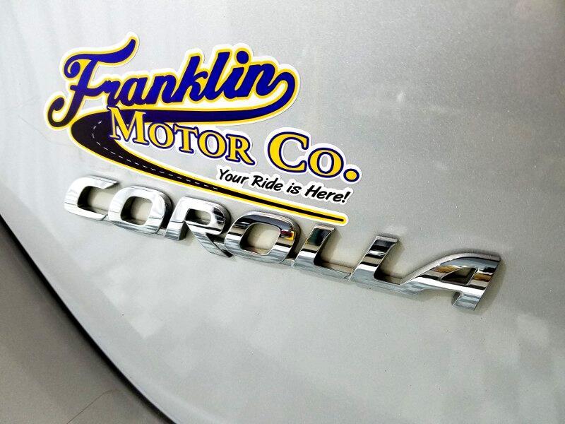 2015 Toyota Corolla S Plus CVT