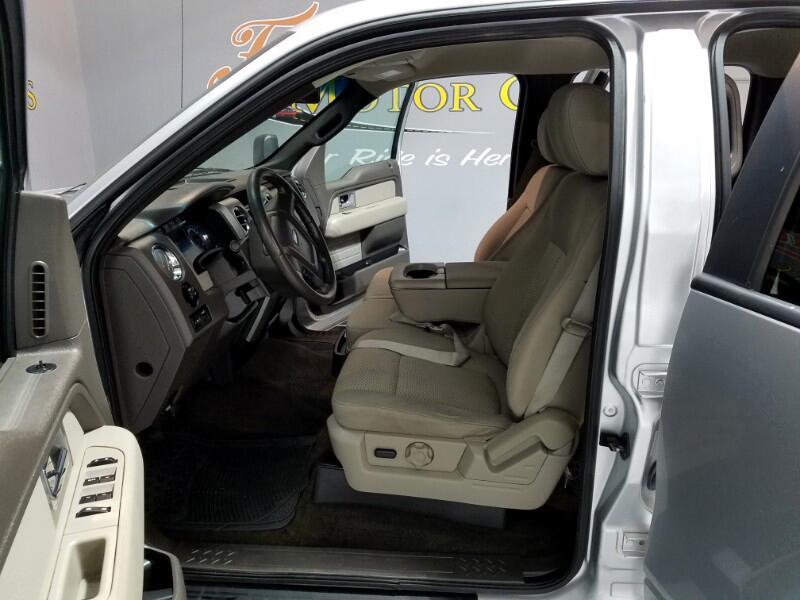 2010 Ford F-150 XLT 2WD SuperCrew 5.5' Box