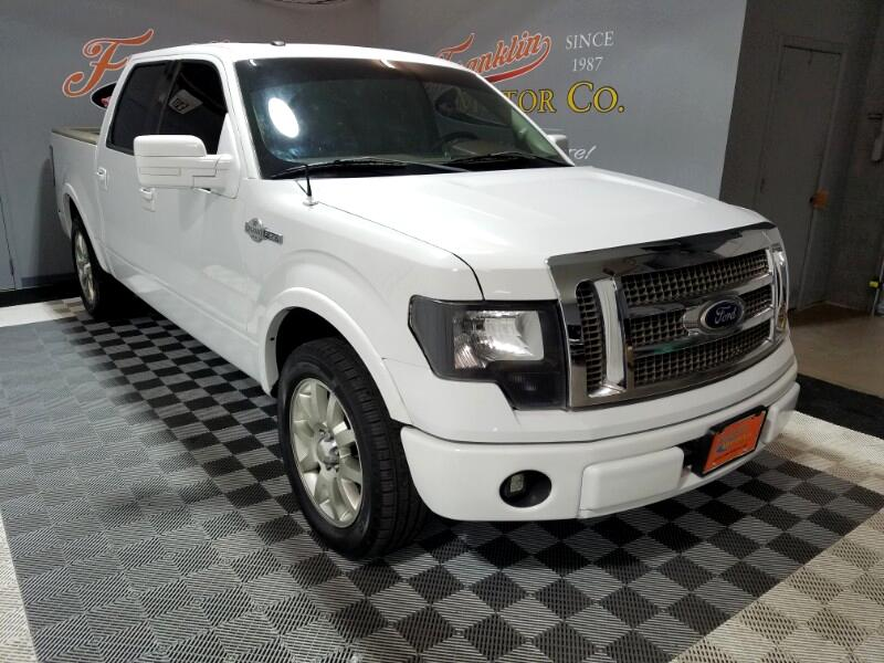 2010 Ford F-150 King Ranch SuperCrew 5.5-ft. Bed 2WD