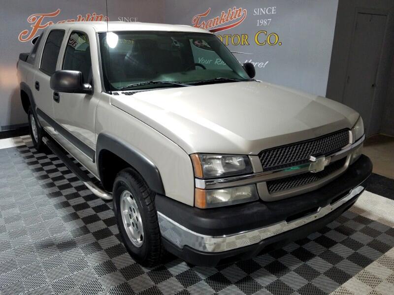 2004 Chevrolet Avalanche 1500 2WD