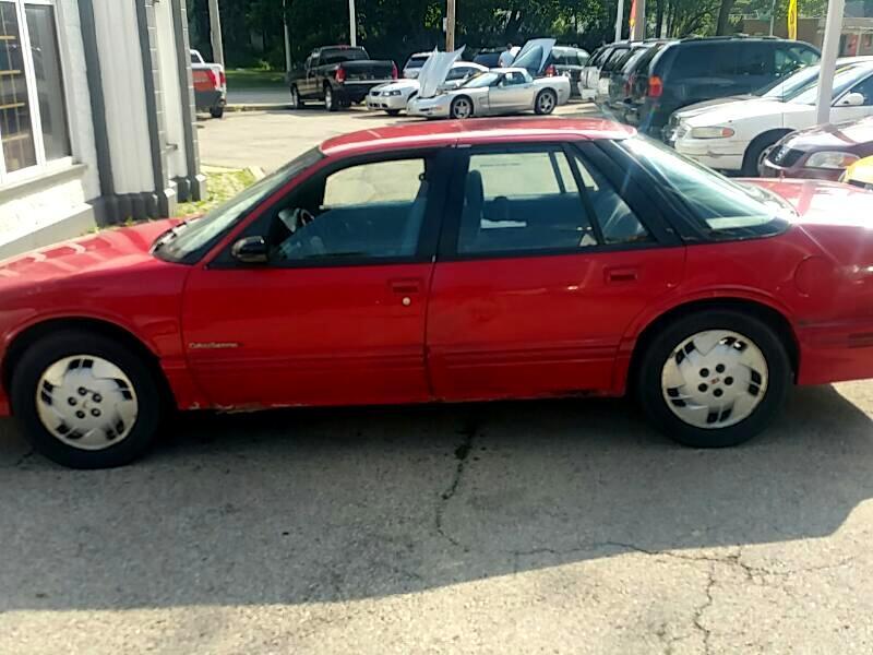 1994 Oldsmobile Cutlass Supreme SE sedan