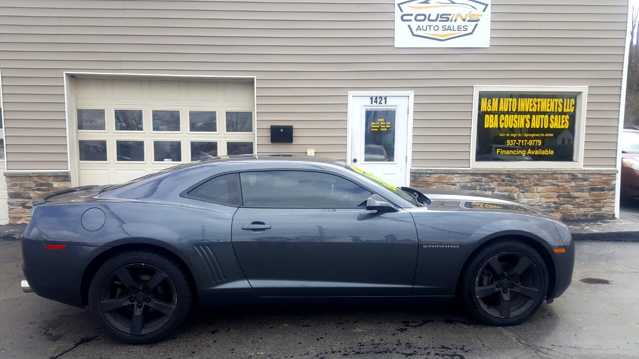 2010 Chevrolet Camaro LT2 Coupe