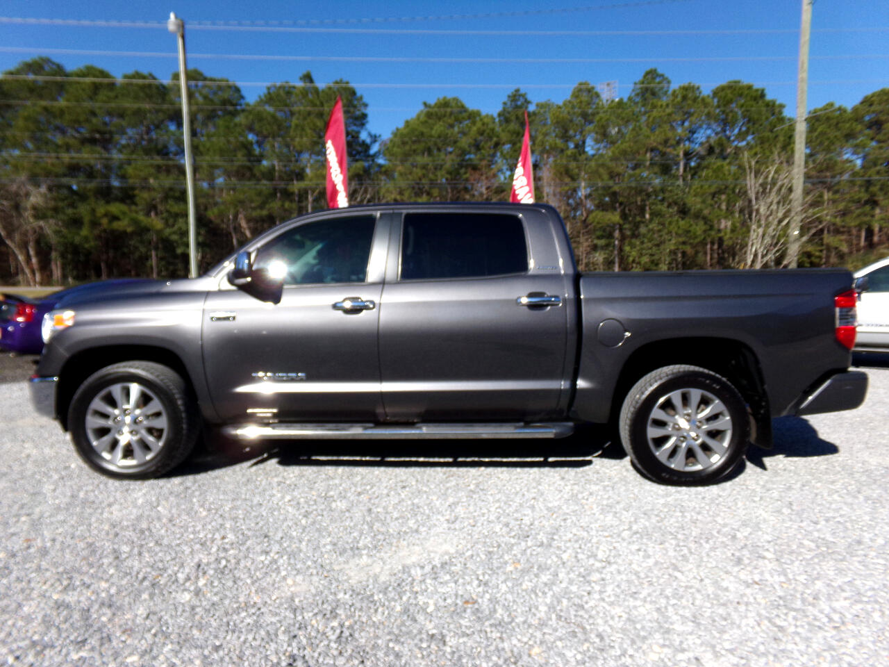 2014 Toyota Tundra 2WD Truck CrewMax 5.7L V8 6-Spd AT LTD (Natl)