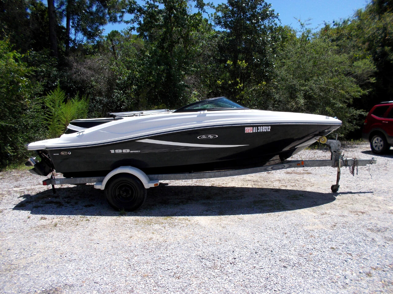 2012 Sea Ray 190 Sport 4.3 V-6 Upgrade