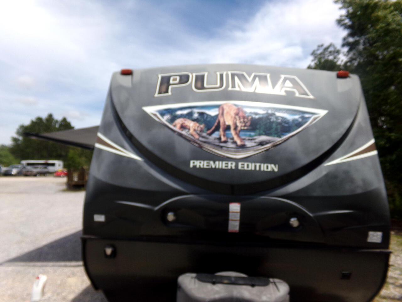 2016 Forest River PALOMINO Puma