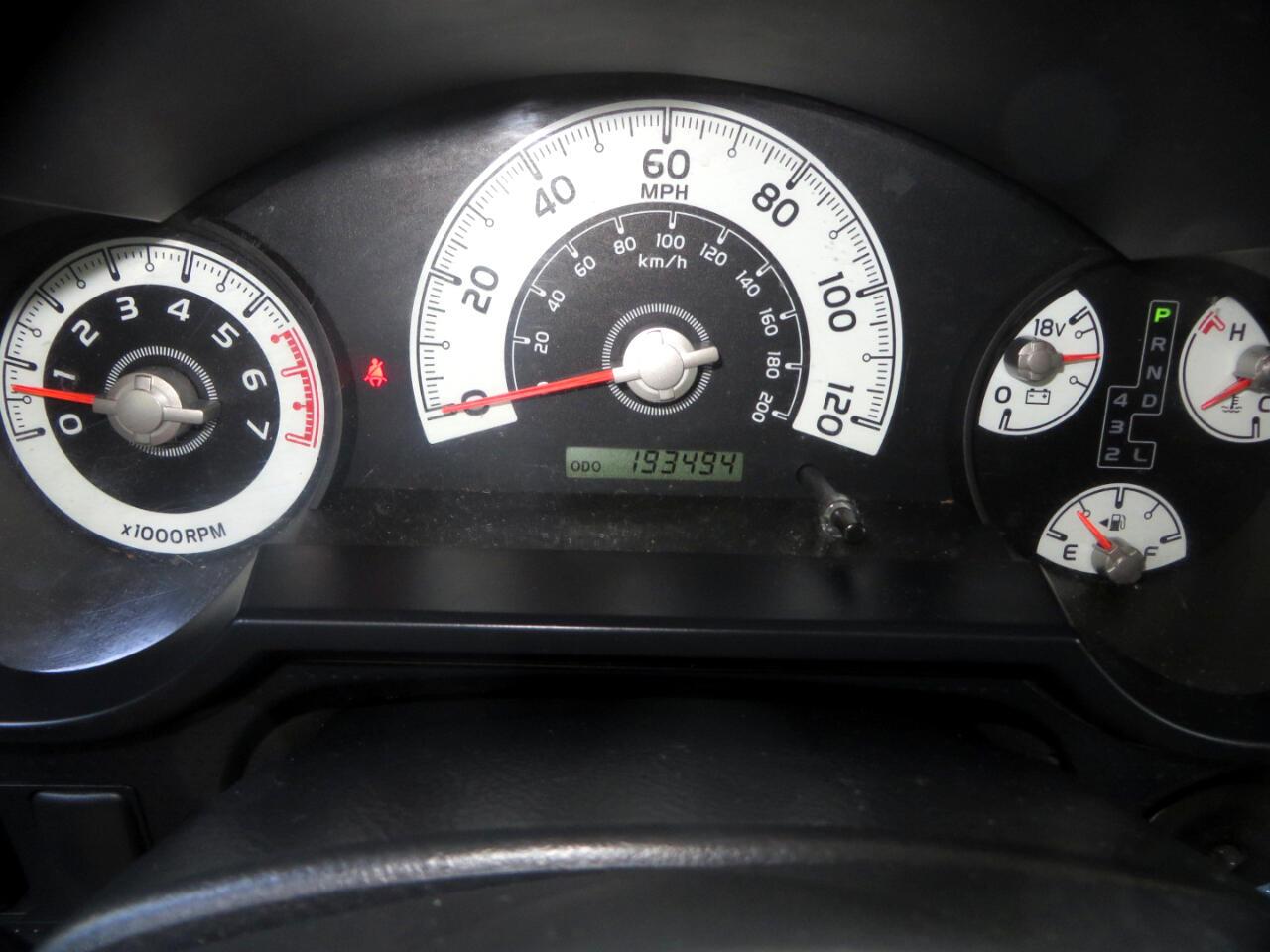 Toyota FJ Cruiser 4WD 4dr Manual (Natl) 2007