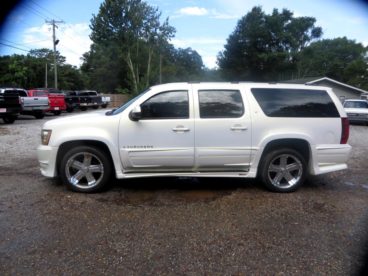 2007 Chevrolet Suburban 2WD 4dr 1500 Premier