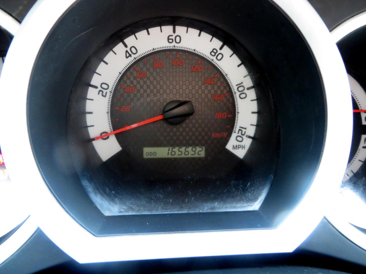 Toyota Tacoma 2WD Reg Cab I4 MT (Natl) 2013