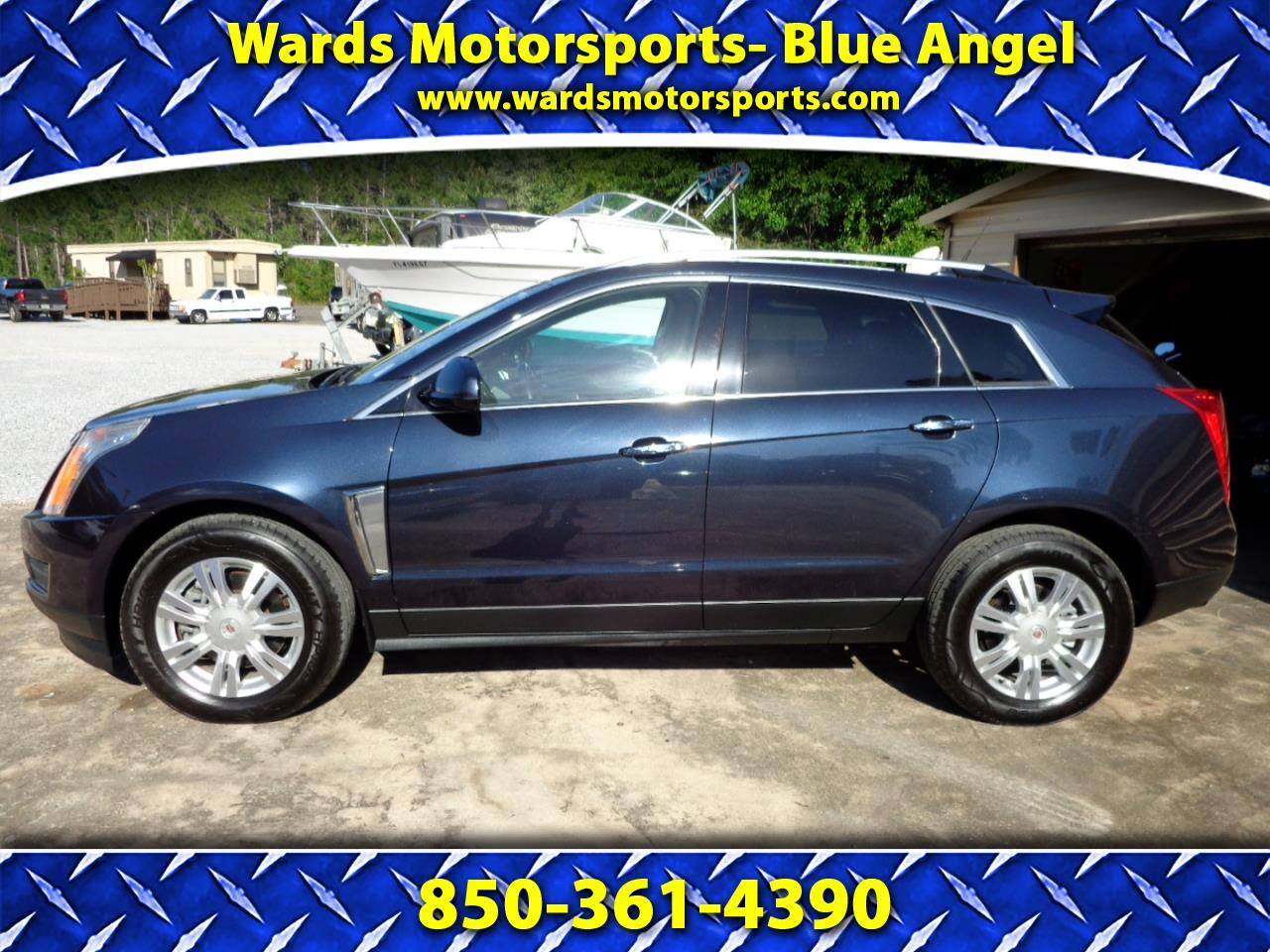 Cadillac SRX FWD 4dr Luxury Collection 2014