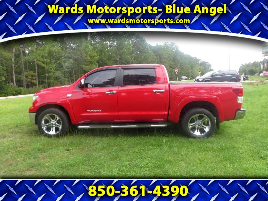 Toyota Tundra 2WD Truck CrewMax 4.7L V8 5-Spd AT (Natl) 2008