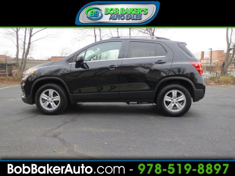 2017 Chevrolet Trax AWD LT 4dr Crossover