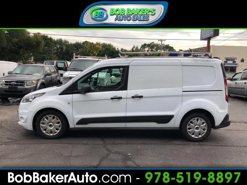 2015 Ford Transit Connect XLT Van 4D