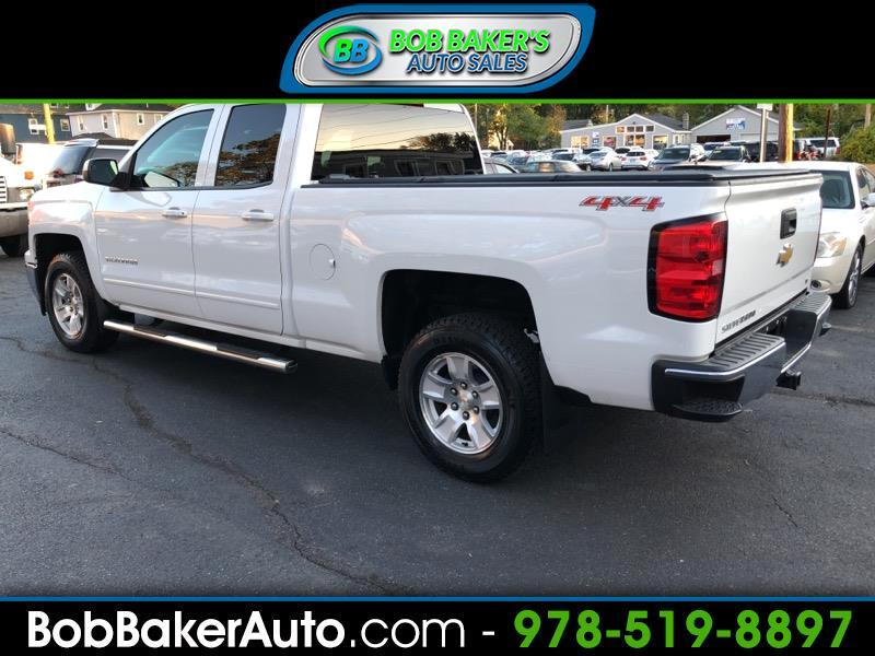 2015 Chevrolet Silverado 1500 LT Pickup 4D 6 1/2 ft