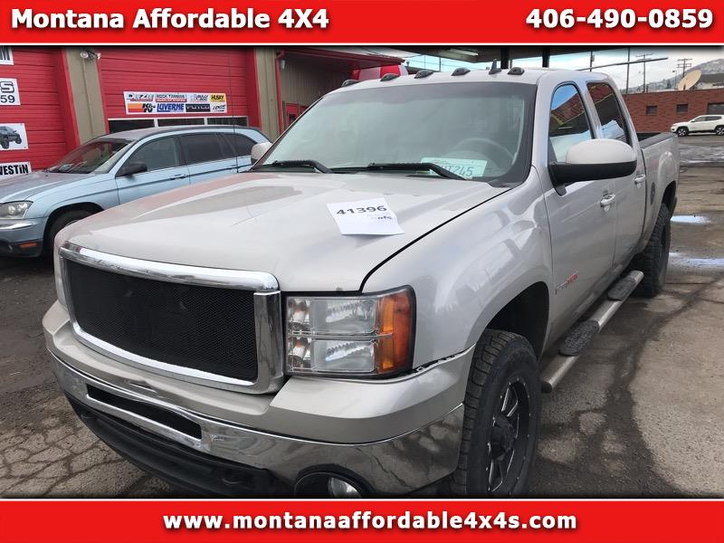 2007 GMC Sierra 1500HD