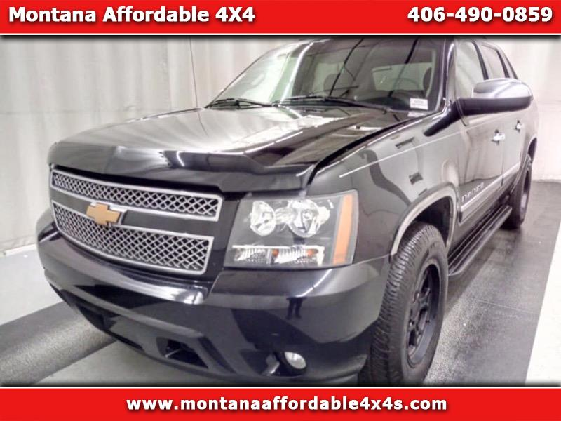 2009 Chevrolet Avalanche 1500 5dr Crew Cab 130