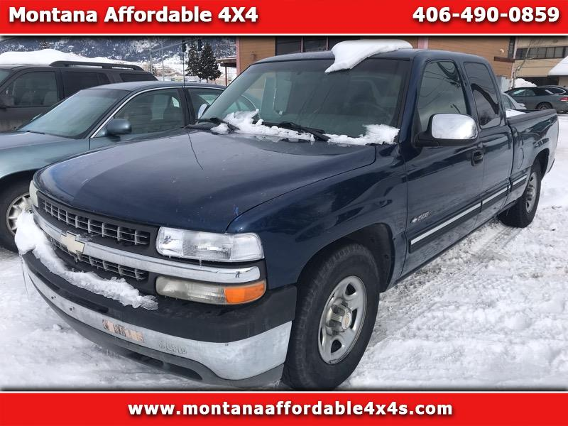 2002 Chevrolet Silverado 1500 Ext. Cab Short Bed 2WD