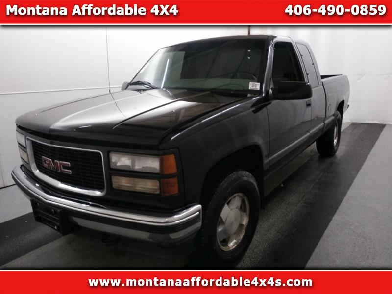 1998 GMC Sierra C/K 1500 Ext. Cab 6.5-ft. Bed 4WD