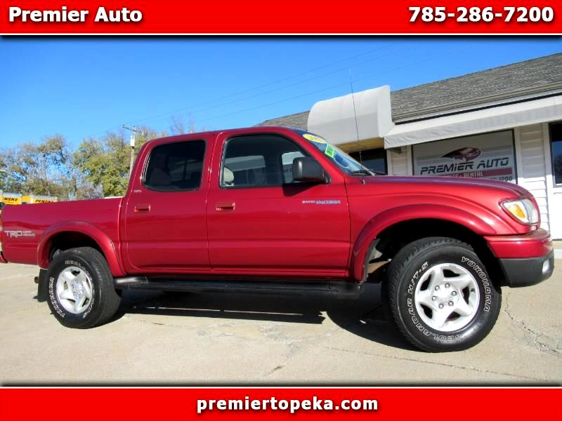 2002 Toyota Tacoma PreRunner Double Cab V6 2WD