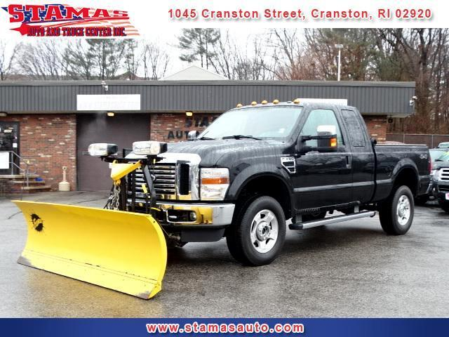 2010 Ford F-350 SD Lariat SuperCab 4WD