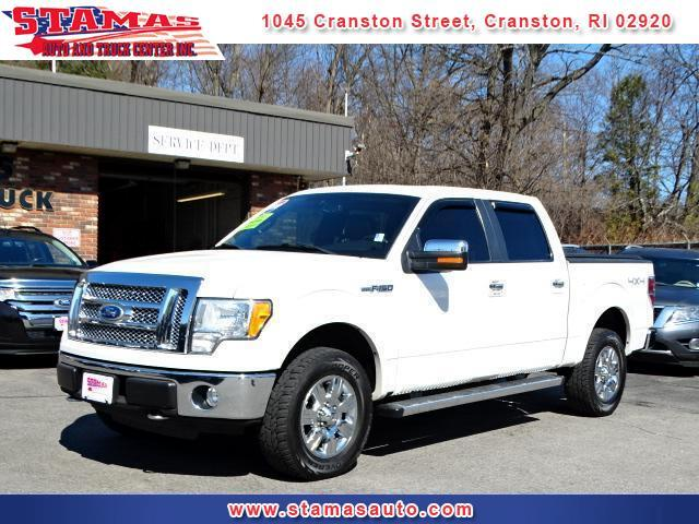 "2010 Ford F-150 AWD SuperCrew 145"" Lariat Limited"