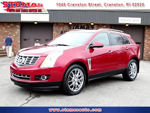 2013 Cadillac SRX AWD Performance Collection
