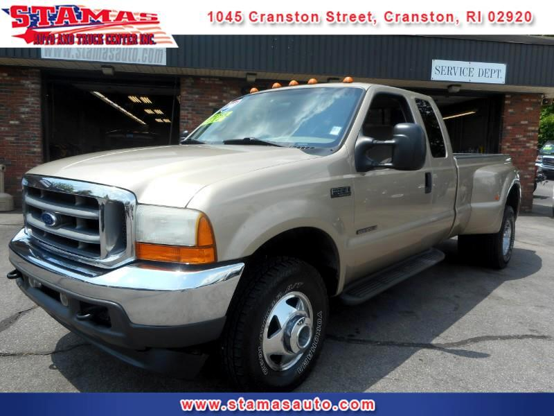 2001 Ford F-350 SD Lariat SuperCab 4WD DRW