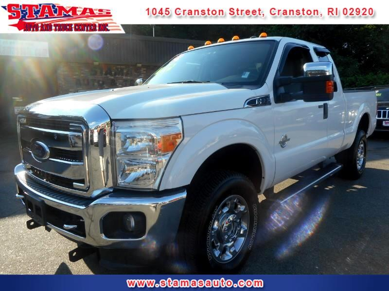 2015 Ford F-350 SD XLT SuperCab Short Bed 4WD