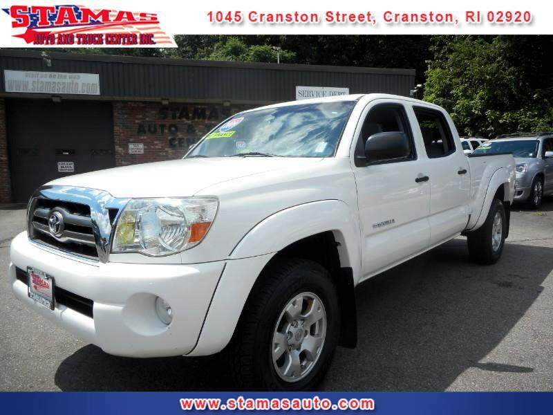 2009 Toyota Tacoma SR5 Double Cab 6' Bed V6 4x4 AT (Natl)