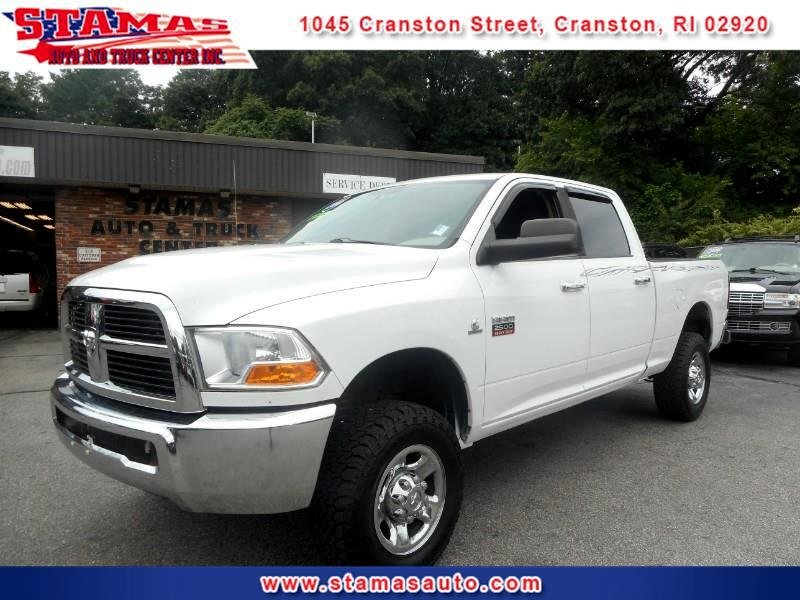 2010 Dodge 2500 HD SLT Crew Cab Regular Bed 4WD