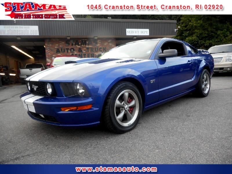 2005 Ford MUSTANG GT GT Deluxe Coupe